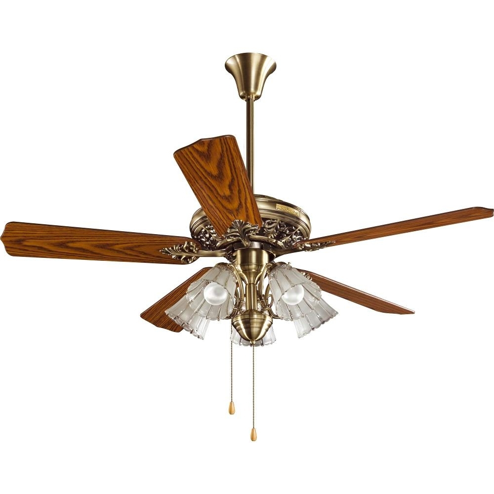 Ceiling Fans : Khaitan Under Light Ceiling Fan Imperial Copper Large Intended For Famous Outdoor Ceiling Fans With Copper Lights (View 13 of 20)
