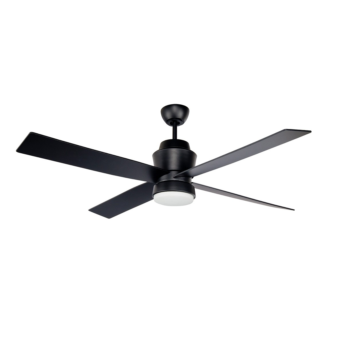 Ceiling Fans : Prologue Outdoor Ceiling Fan Exterior Fans Stori Pertaining To 2018 Black Outdoor Ceiling Fans With Light (Gallery 18 of 20)