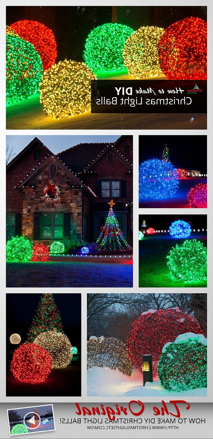 Christmas Decor Inside Best And Newest Outdoor Wall Xmas Lights (Gallery 9 of 20)