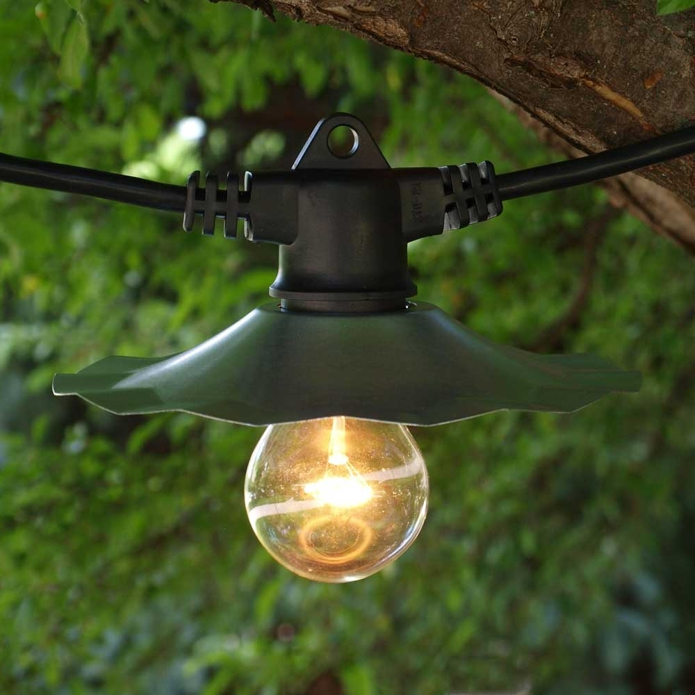 Commercial Outdoor String Lights Ideas Intended For Favorite Outdoor String And Patio Lights (View 1 of 20)