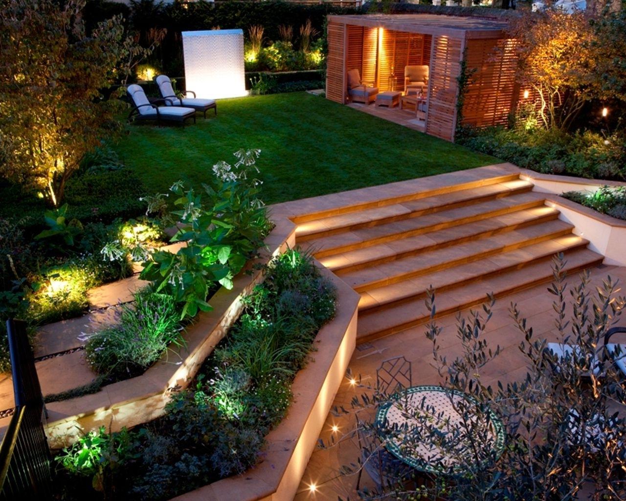 Contemporary Gardens (View 4 of 20)