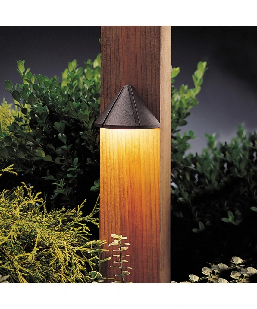 Featured Photo of Contemporary Led Post Lights for Mini Garden
