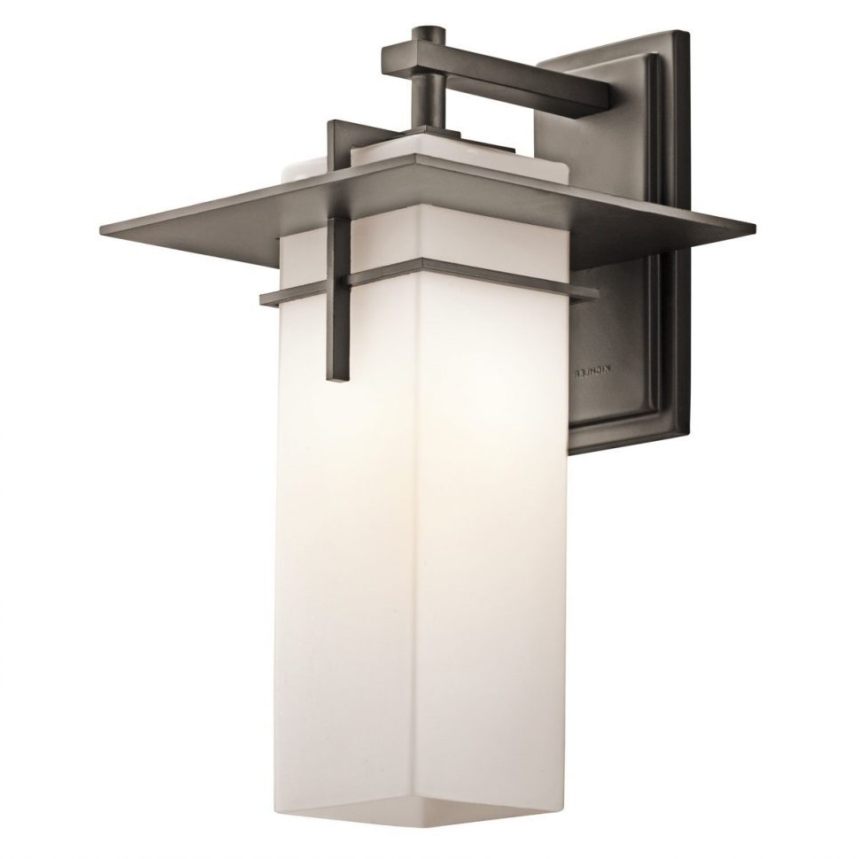 Contemporary Outdoor Lighting Fixtures Inside Popular Lighting : Germantdoor Contemporary Lighting Fixtures Horizontal (View 18 of 20)