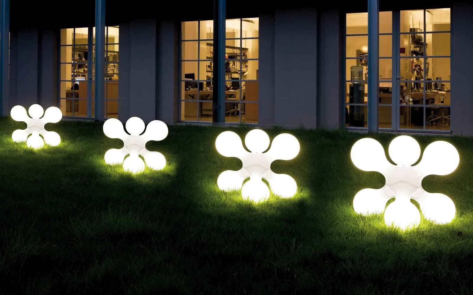 Contemporary Solar Garden Lighting Fixtures Regarding Best And Newest Outdoor Lighting: Trendy Outdoor Lighting 2018 Collection Solar Wall (View 9 of 20)
