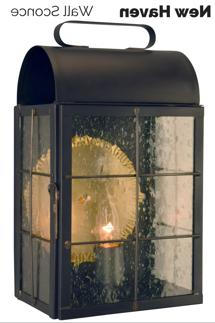Copper Lantern, Outdoor (View 2 of 20)