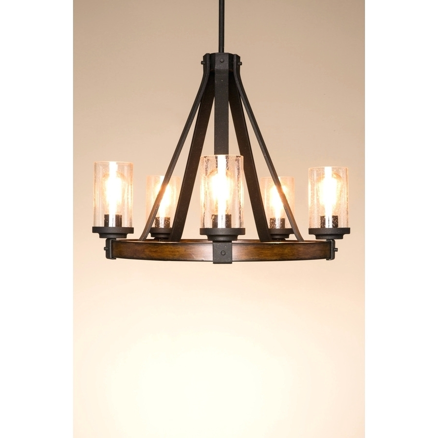 Current Chandeliers Design : Awesome Farmhouse Chandelier Cottage Homeâ In Outdoor Hanging Bar Lights (View 4 of 20)