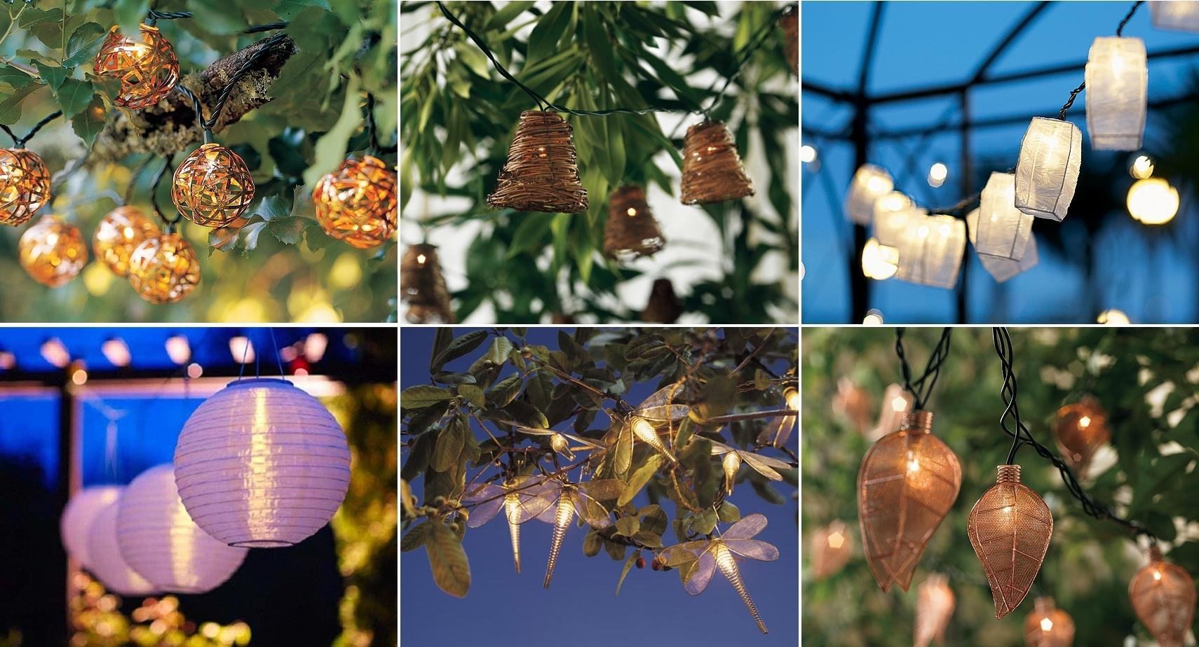 Current Hanging Outdoor Lights On Trees Regarding Outdoor Lighting (View 17 of 20)
