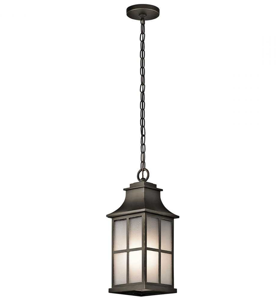 Current Kichler Outdoor Hanging Lights In Charming Outdoor Hanging Light Fixtures Collection Including Ideas (View 5 of 20)