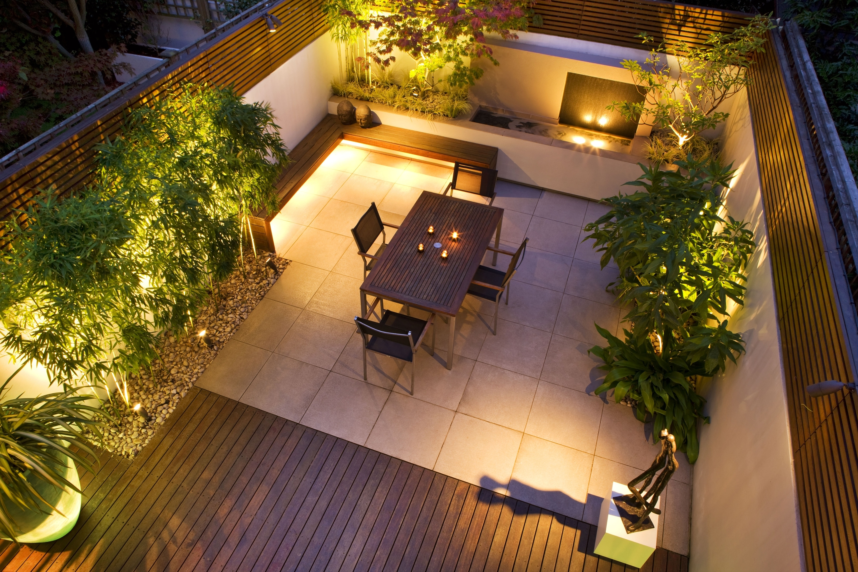 20 Best Ideas of Modern Small Outdoor Solar Lights