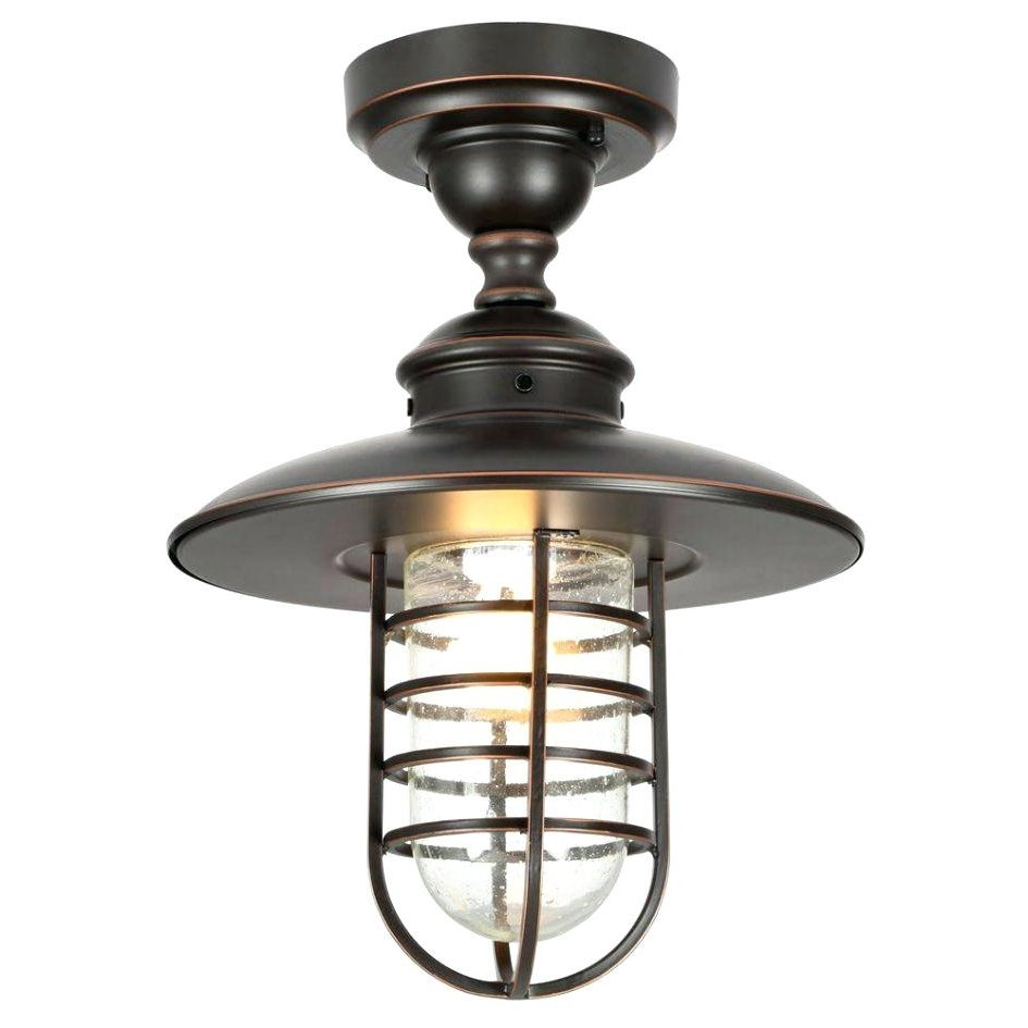 Current Outdoor Ceiling Lights At Lowes Regarding Lighting : Remarkable Light Fixtures Lowes Canada Led Ceiling (View 15 of 20)