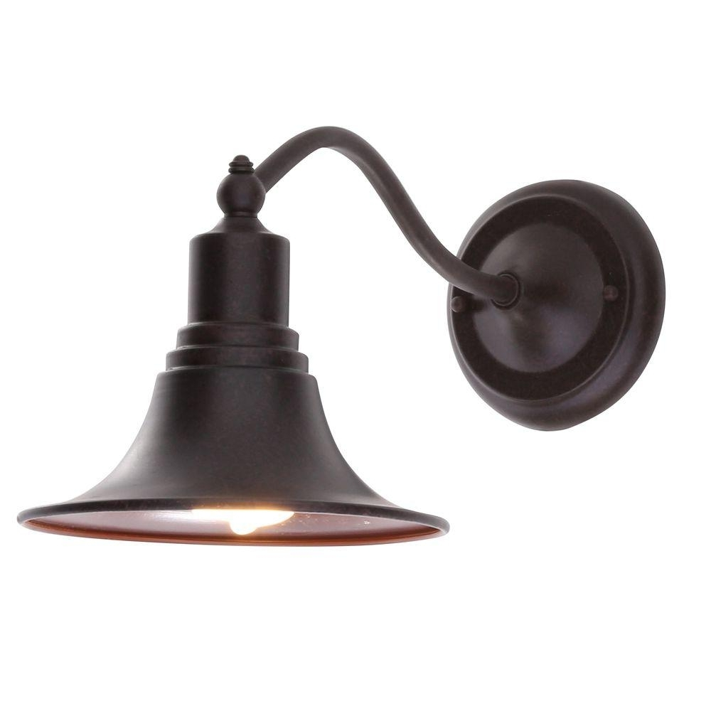 Current World Imports Dark Sky Kingston Collection Bronze Outdoor Wall Mount With Dark Sky Outdoor Wall Lighting (View 2 of 20)