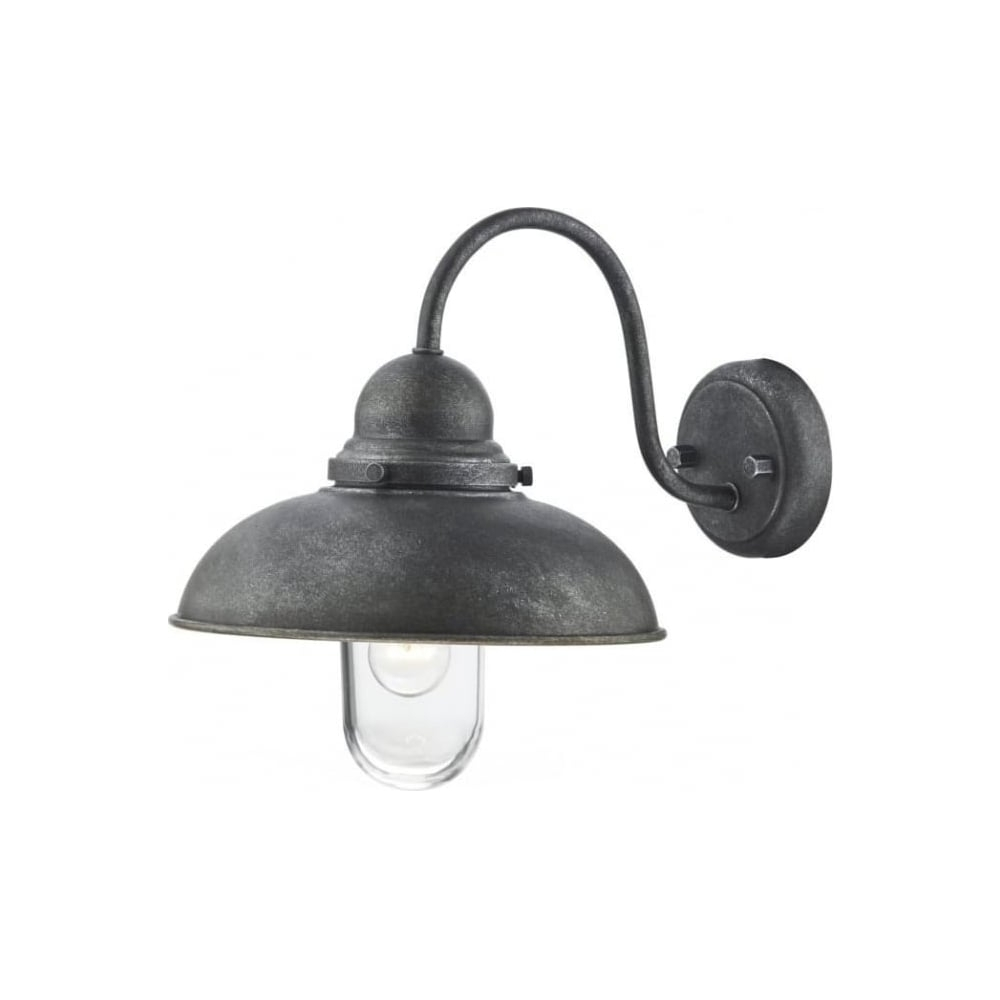 Dar Lighting Dynamo Dyn0737 Outdoor Wall Light At Love Lights With Newest Endon Lighting Outdoor Wall Lanterns (View 19 of 20)