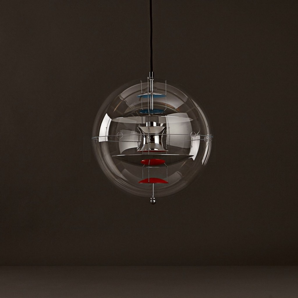 Deco Lamp : Multi Light Pendant Glass Globe Ceiling Light Star Throughout 2019 Outdoor Hanging Sphere Lights (View 3 of 20)