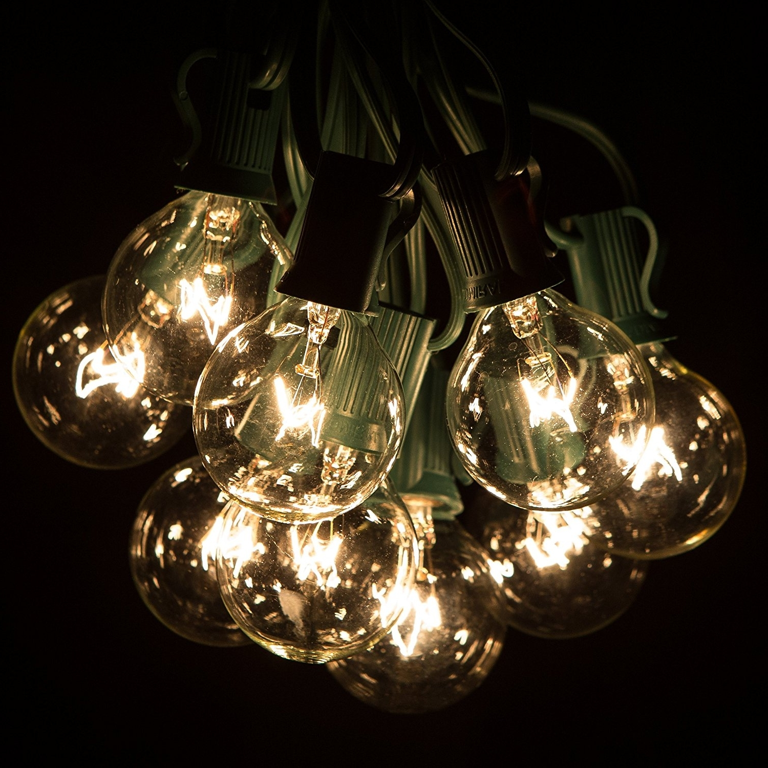 Decoration : Outside Hanging Lights Frosted Globe String Lights Regarding Well Liked Commercial Outdoor Hanging Lights (View 16 of 20)