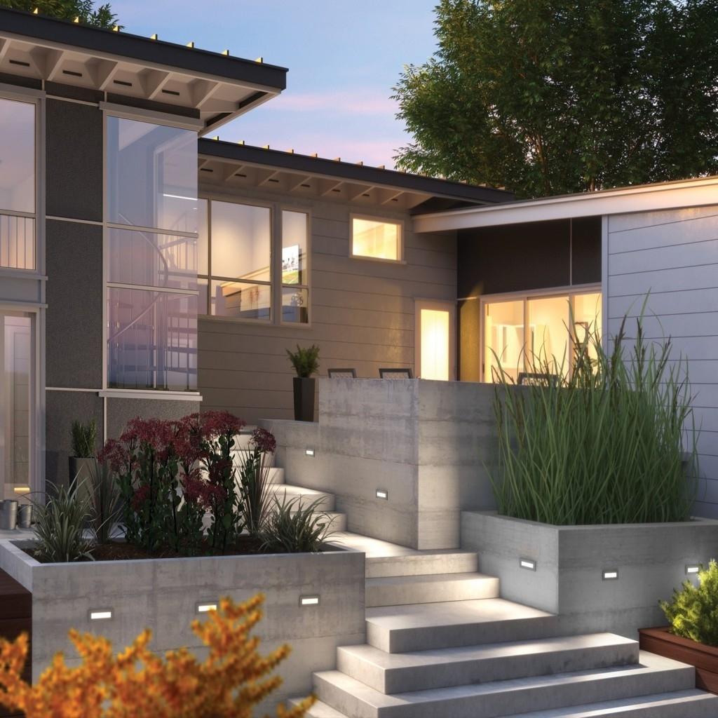 Design Necessities Regarding Modern Outdoor Lighting (View 6 of 20)