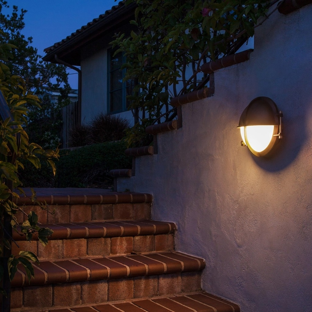 Design Necessities With Regard To Newest Outdoor Block Wall Lighting (View 4 of 20)