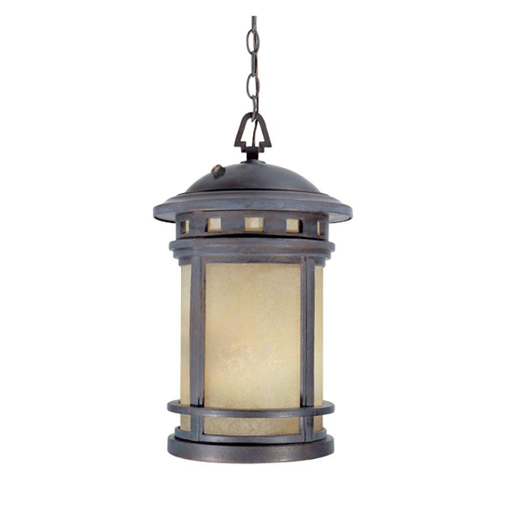 Designers Fountain Mesa Collection 3 Light Mediterranean Patina For Current Outdoor Hanging Star Lanterns (Gallery 18 of 20)
