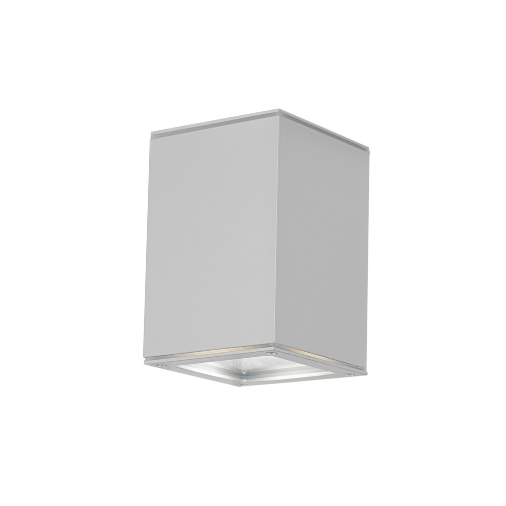 Eglo Lighting 88573 Tabo 1 Modern Outdoor Ceiling Light With Silver For Trendy Modern Outdoor Ceiling Lights (View 6 of 20)