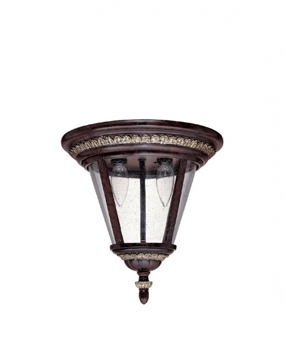 Featured Photo of Outdoor Ceiling Light Fixture With Outlet