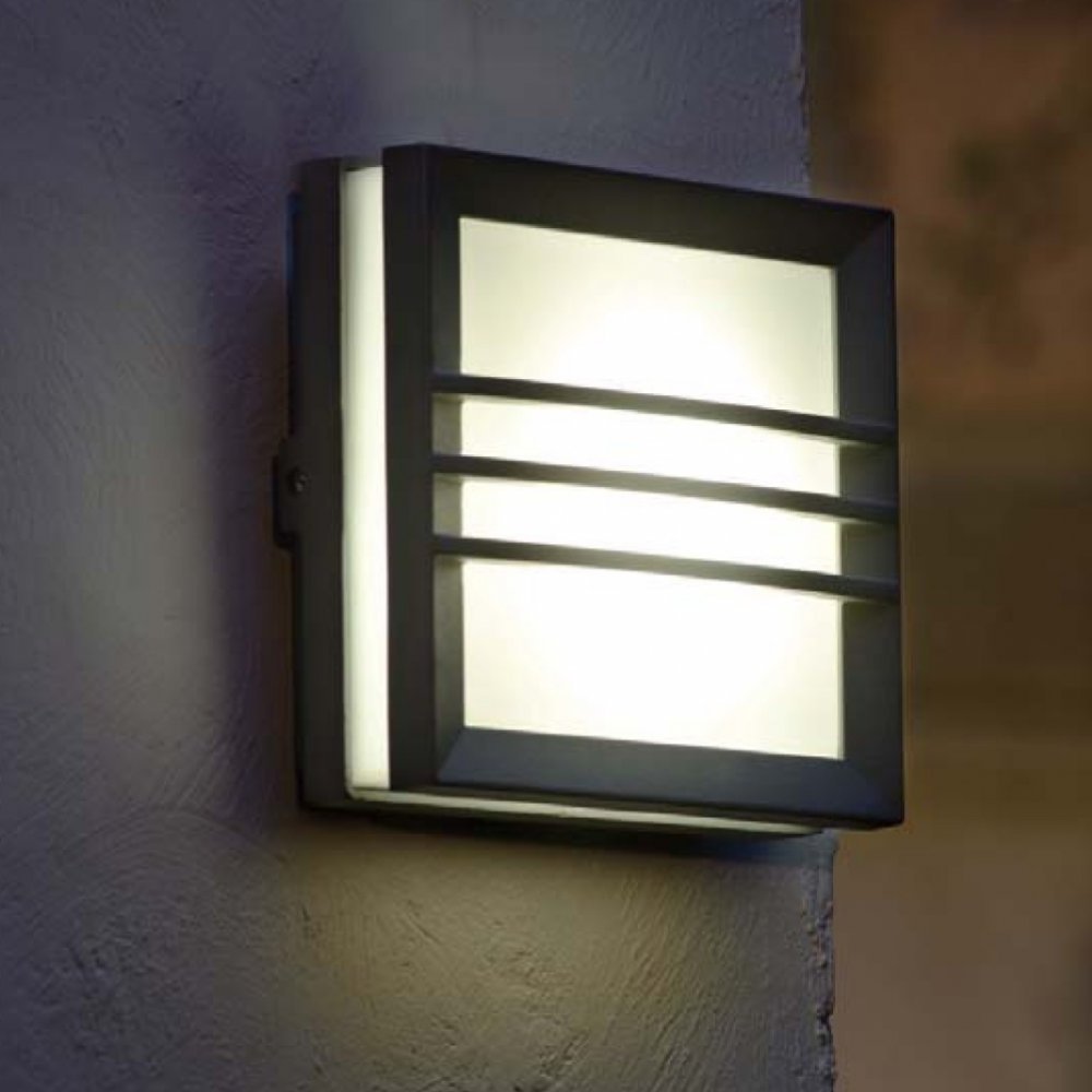 Elegant Outdoor Wall Lighting Pertaining To Famous The Most Elegant And Also Lovely Wall Lighting Outdoor Intended With (View 13 of 20)