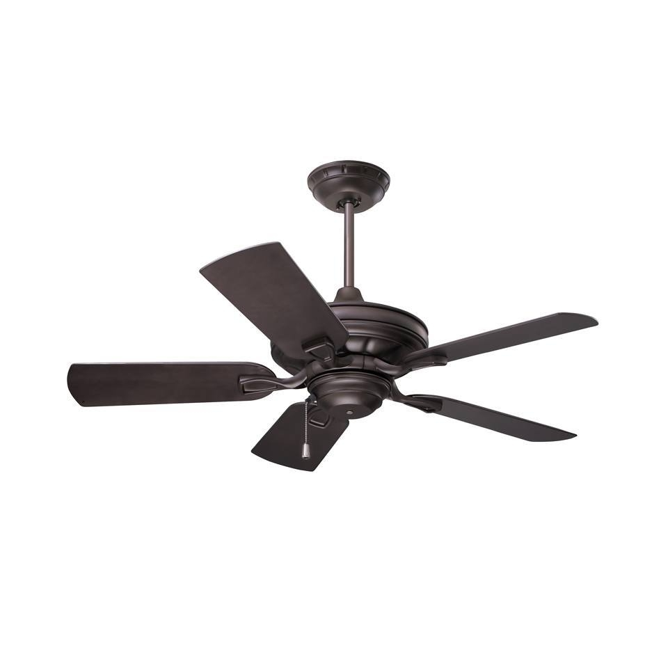 Emerson Throughout Famous Black Outdoor Ceiling Fans With Light (View 4 of 20)