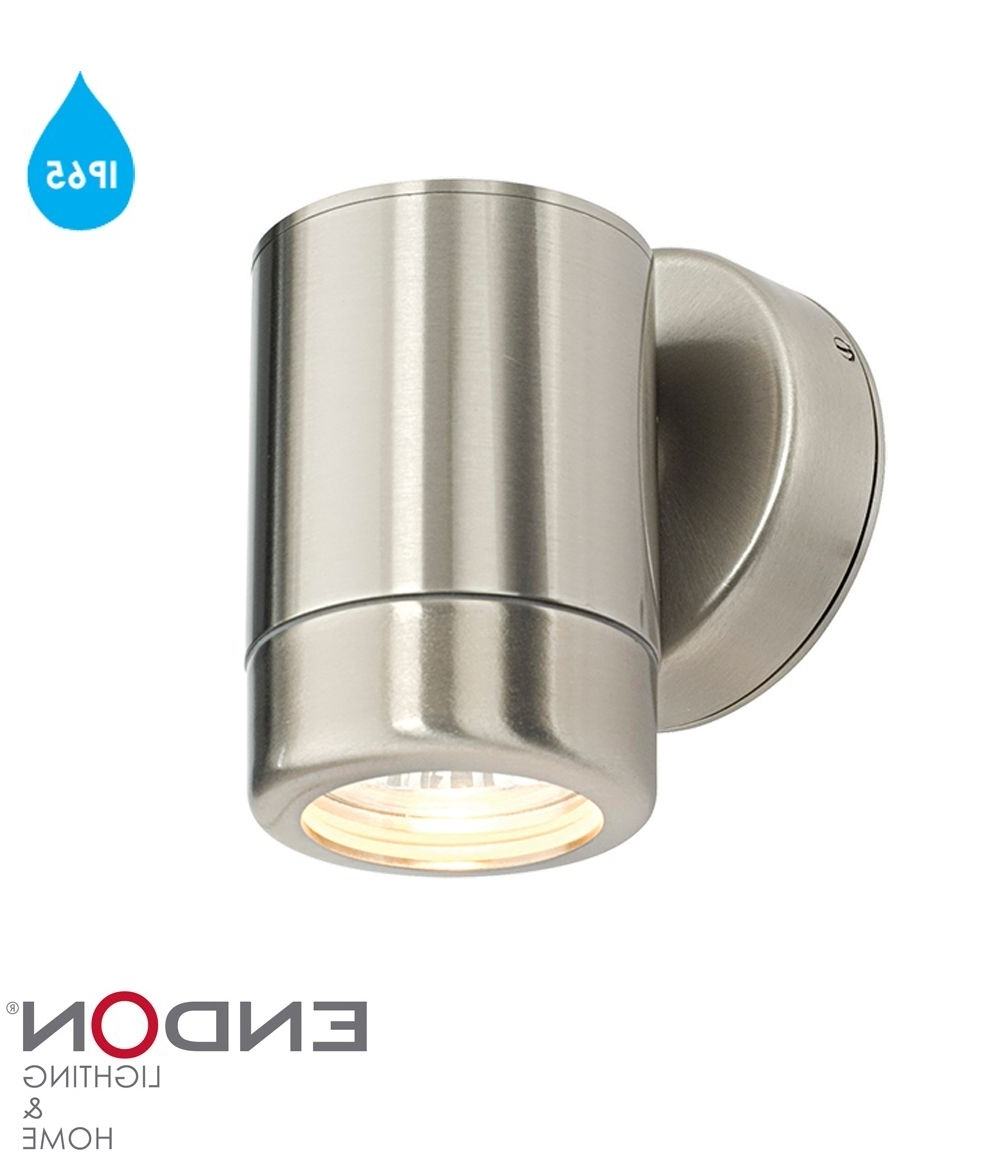 Endon 'atlantis' Ip65 1 Light Outdoor Wall Light, Marine Grade Regarding Widely Used Marine Grade Outdoor Wall Lights (View 6 of 20)