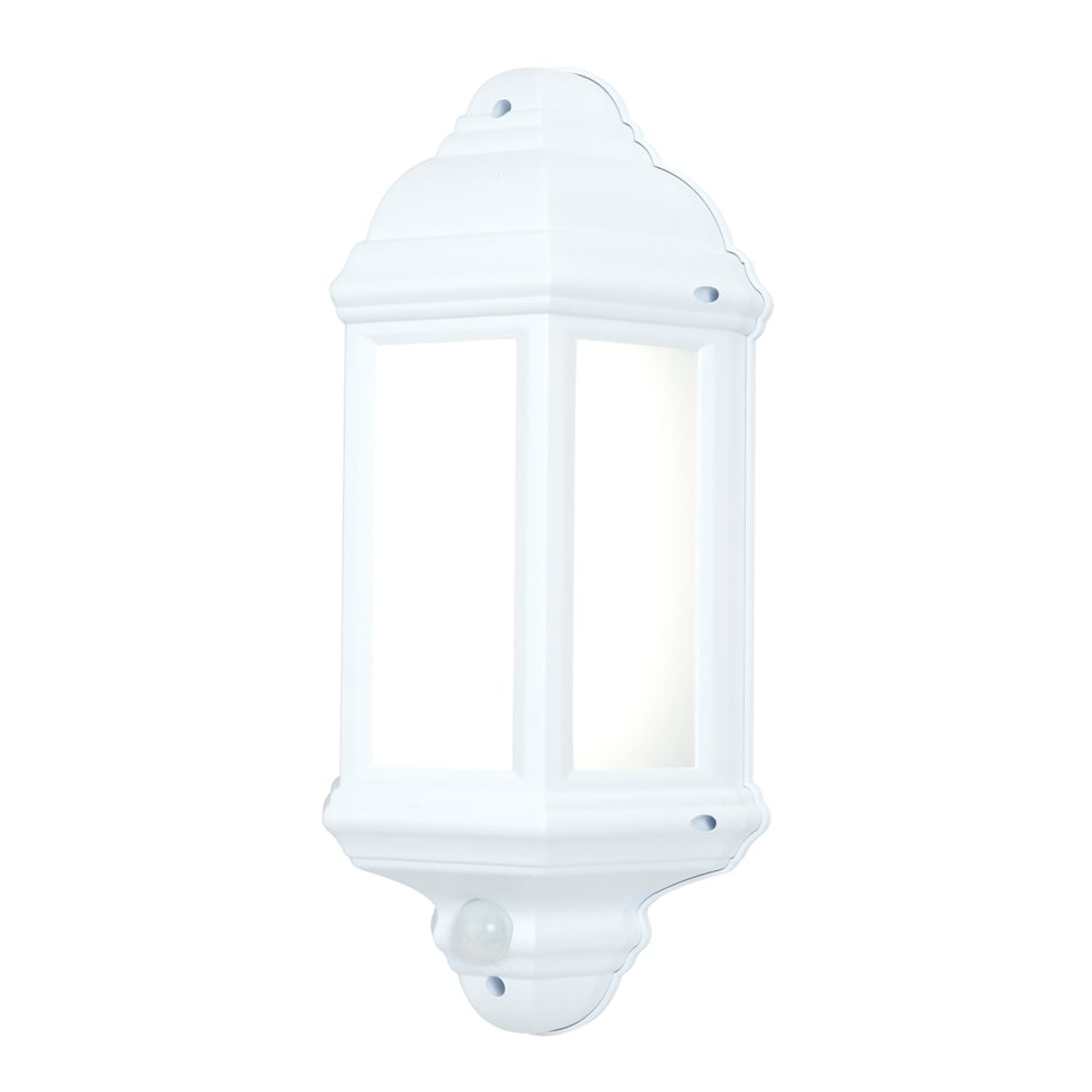 Endon Lighting Halbury Single Led Flush Outdoor Wall Lantern In Matt Intended For Well Known Endon Lighting Outdoor Wall Lanterns (Gallery 5 of 20)