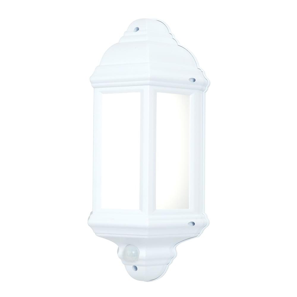 Endon Lighting Halbury Single Led Flush Outdoor Wall Lantern In Matt Intended For Well Known Endon Lighting Outdoor Wall Lanterns (View 5 of 20)