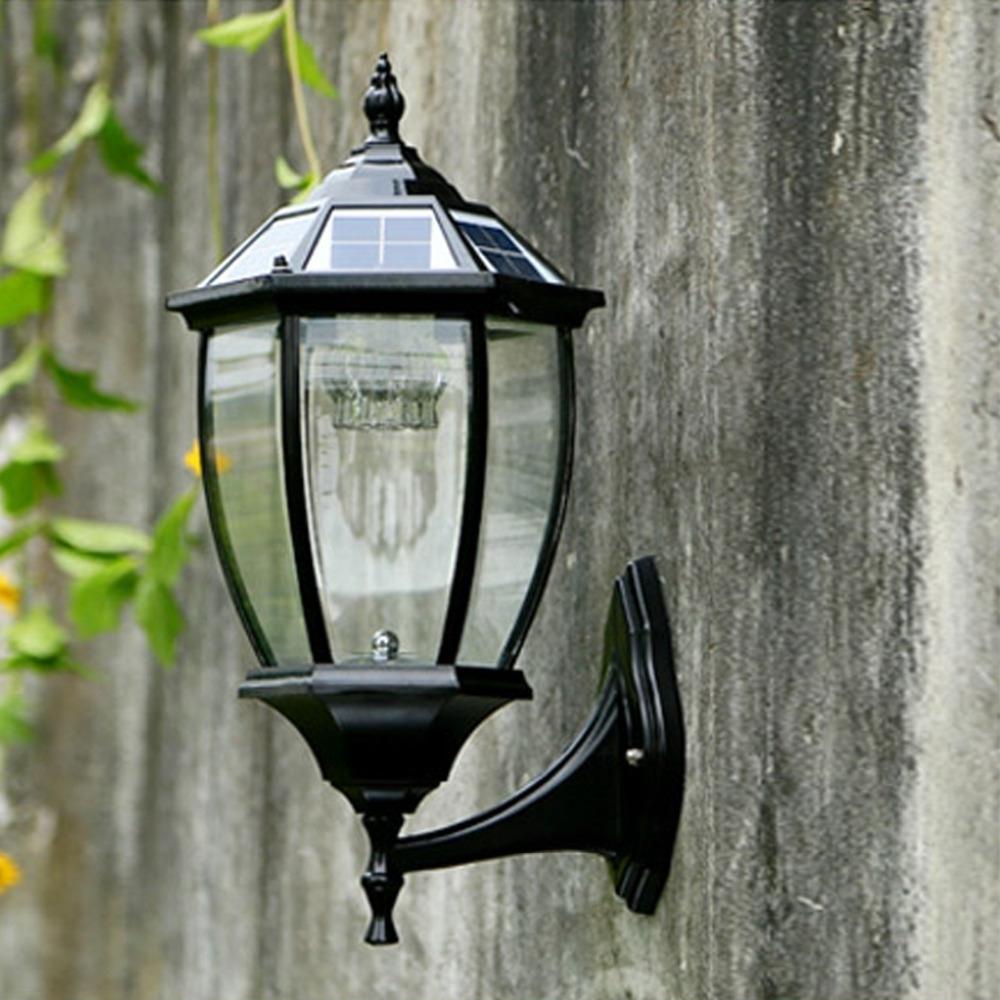 European Outdoor Wall Lighting In Preferred Ip55 2w Warm Yellow Light Color Outdoor Waterproof Garden Lights (View 17 of 20)