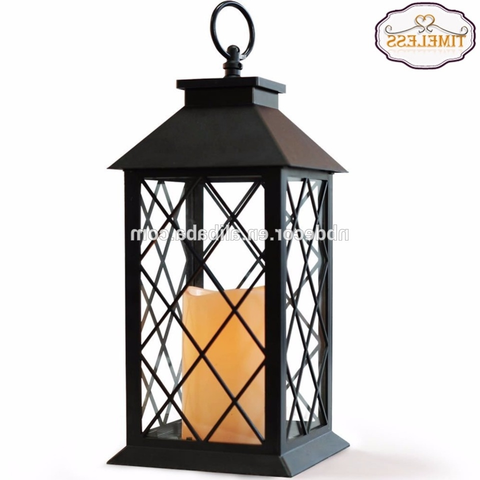 Factory Professional Metal Indoor Outdoor Hanging Decorative Candle Inside Current Outdoor Hanging Metal Lanterns (View 12 of 20)
