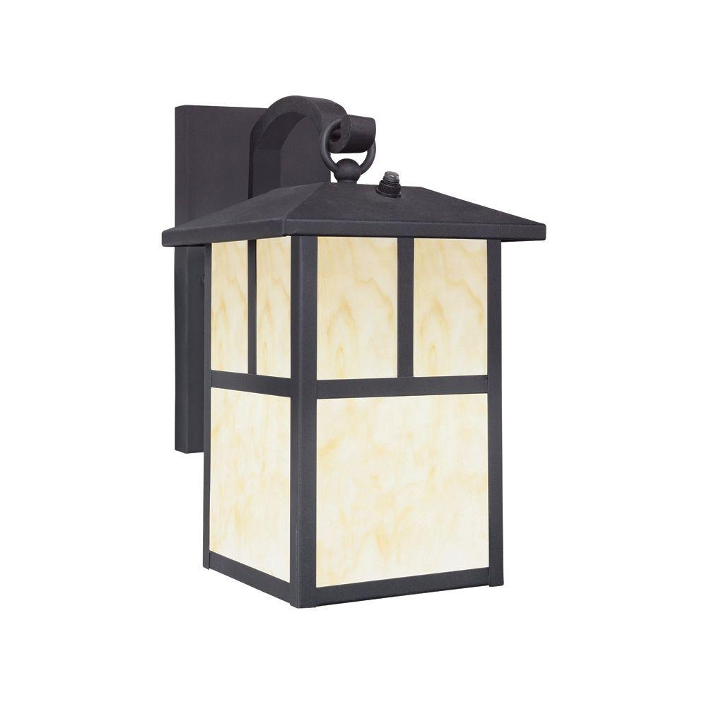 Famous Fluorescent – Outdoor Wall Mounted Lighting – Outdoor Lighting – The Inside Pottery Barn Outdoor Wall Lighting (View 2 of 20)