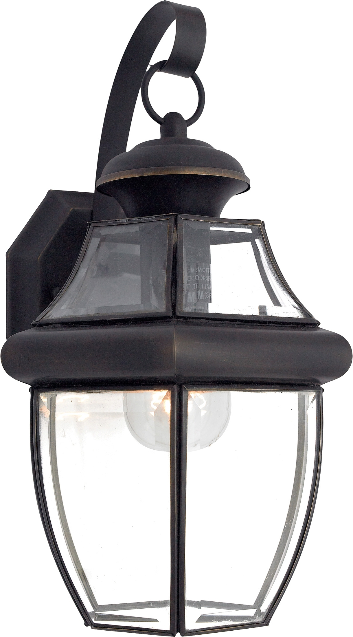 Famous Home Decor + Home Lighting Blog » Blog Archive » Quoizel Lighting Pertaining To Traditional Outdoor Wall Lights (View 11 of 20)