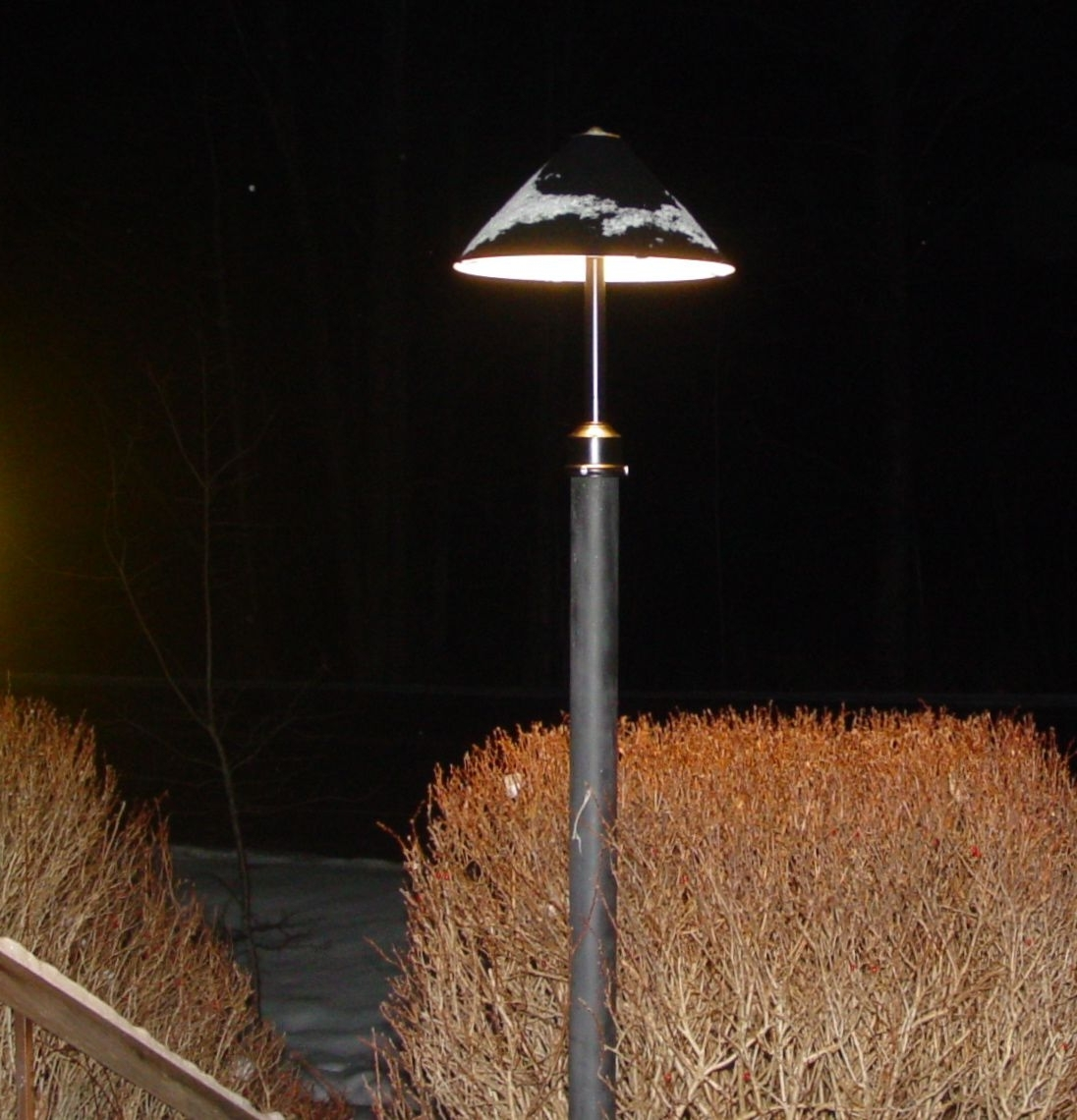 Famous Modern Led Post Lights At Home Depot With Furniture : Donovan Lighting Contemporary And Art Deco Outdoor Post (View 20 of 20)