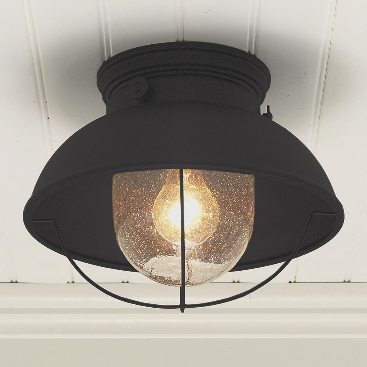 Famous Outdoor Ceiling Downlights Inside Ceiling Light : Ceiling Porch Lights Sensor Outdoor Ceiling Fan (View 6 of 20)