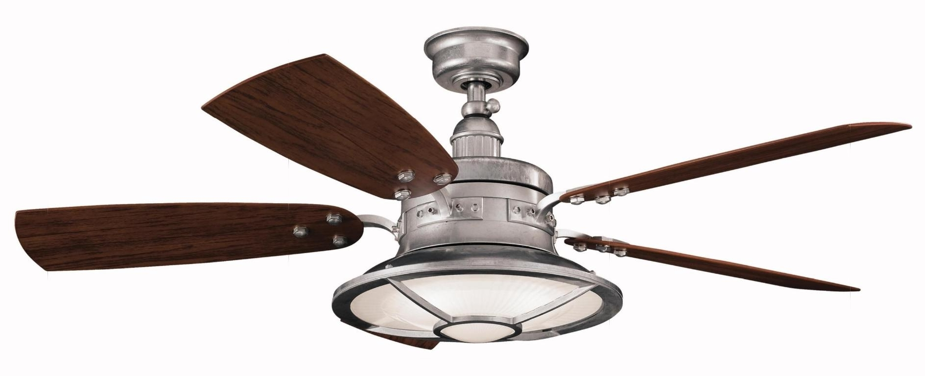 Famous Outdoor Ceiling Fans With Damp Rated Lights Throughout Ceiling Fan: Damp Rated Ceiling Fans With Lights (View 5 of 20)