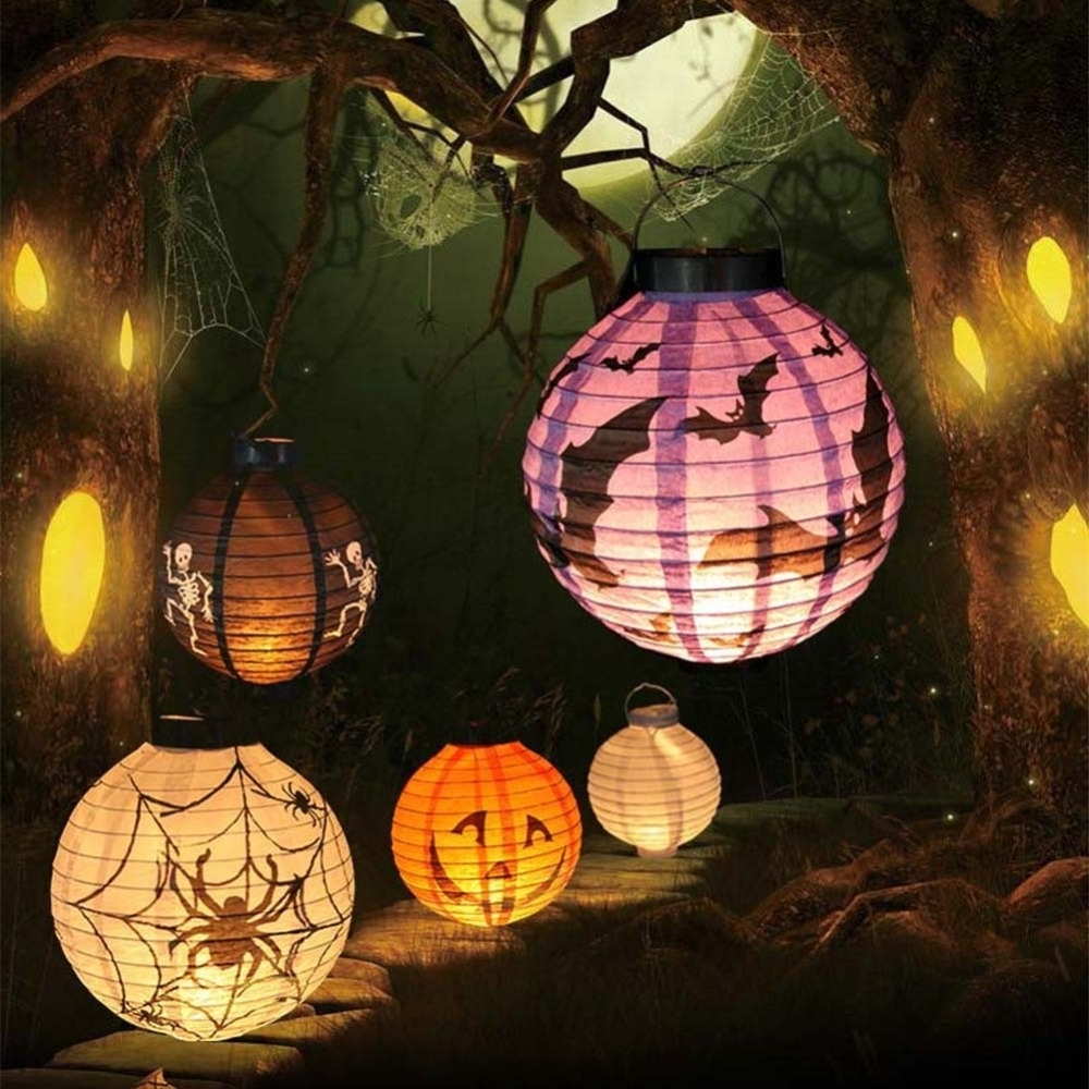 Famous Outdoor Hanging Nylon Lanterns Inside Decoration : Chinese Party Lanterns Paper Lanterns Outside Paper (View 5 of 20)