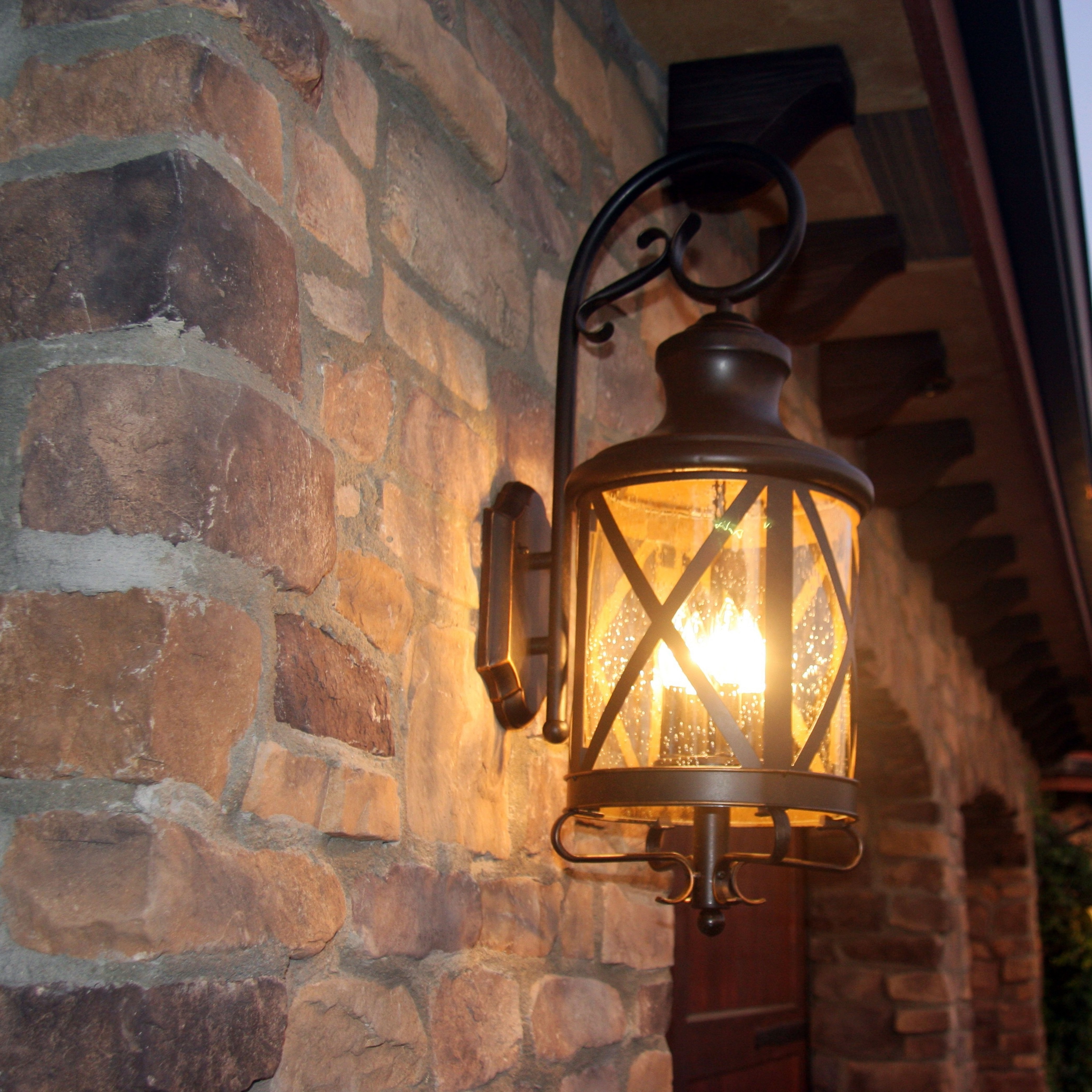 Famous Outdoor Lighting You'll Love Intended For Contemporary Outdoor String Lights At Wayfair (View 6 of 20)