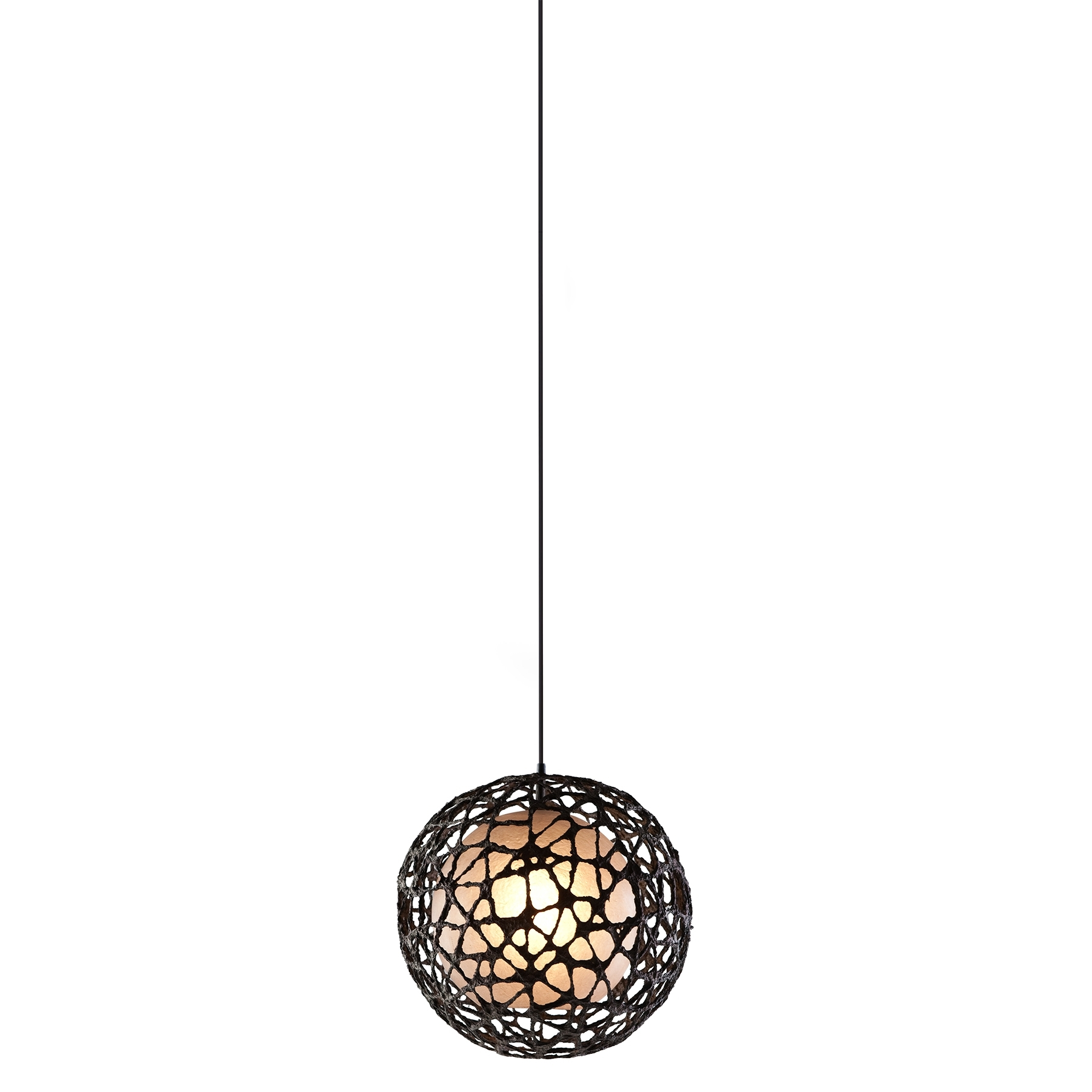 Famous Round Outdoor Hanging Lights Regarding C Me Round Pendanthive (View 1 of 20)