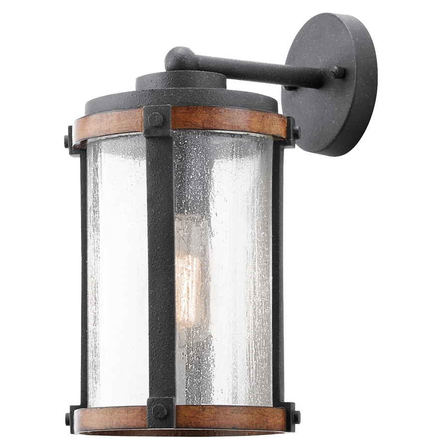 Famous Shop Outdoor Wall Lights At Lowes For Stained Glass Outdoor Wall Lights (View 4 of 20)