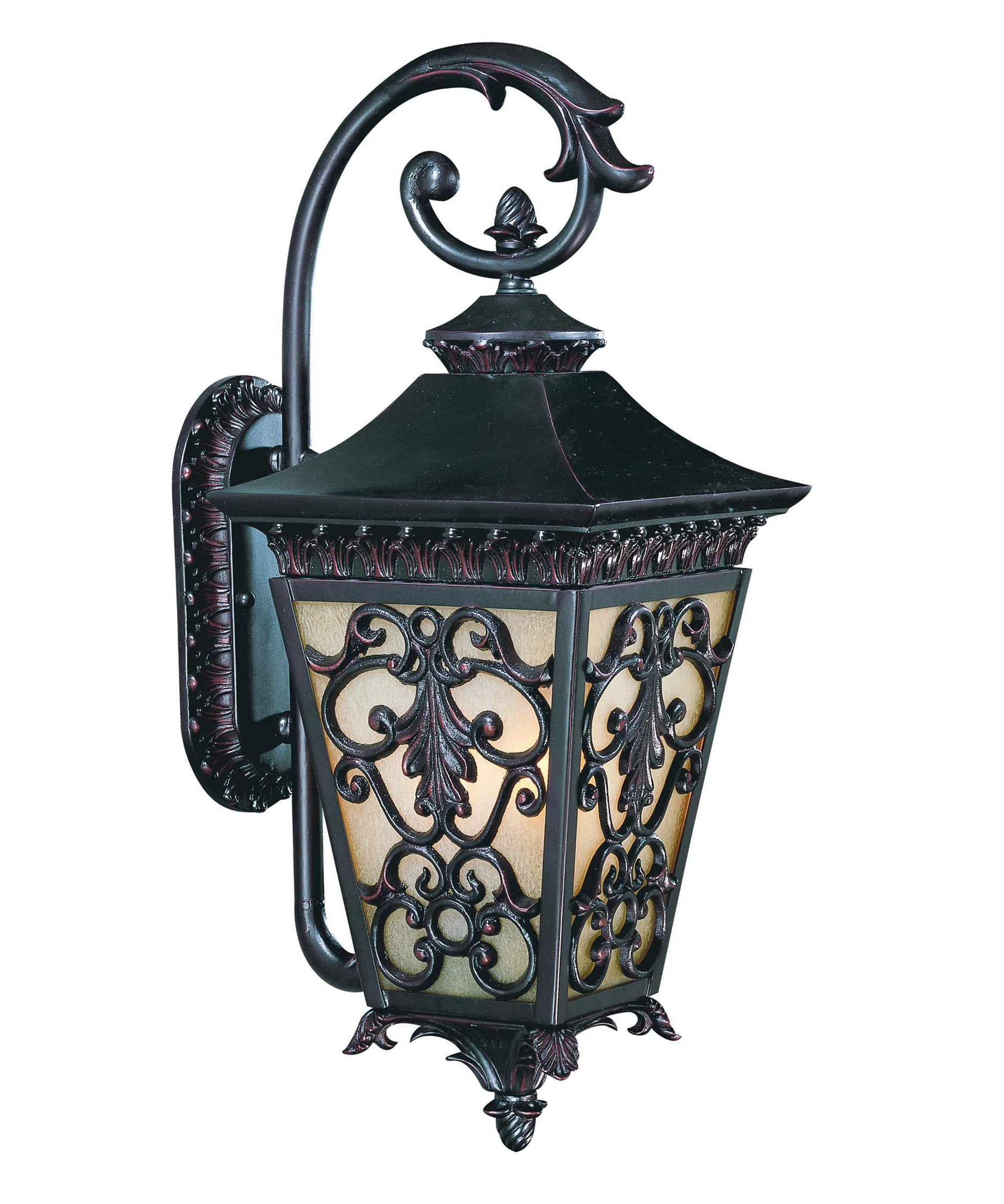 Famous Tuscan Outdoor Wall Lighting With Regard To Savoy House 5 7131 25 Bientina 9 Inch Wide 3 Light Outdoor Wall (View 2 of 20)