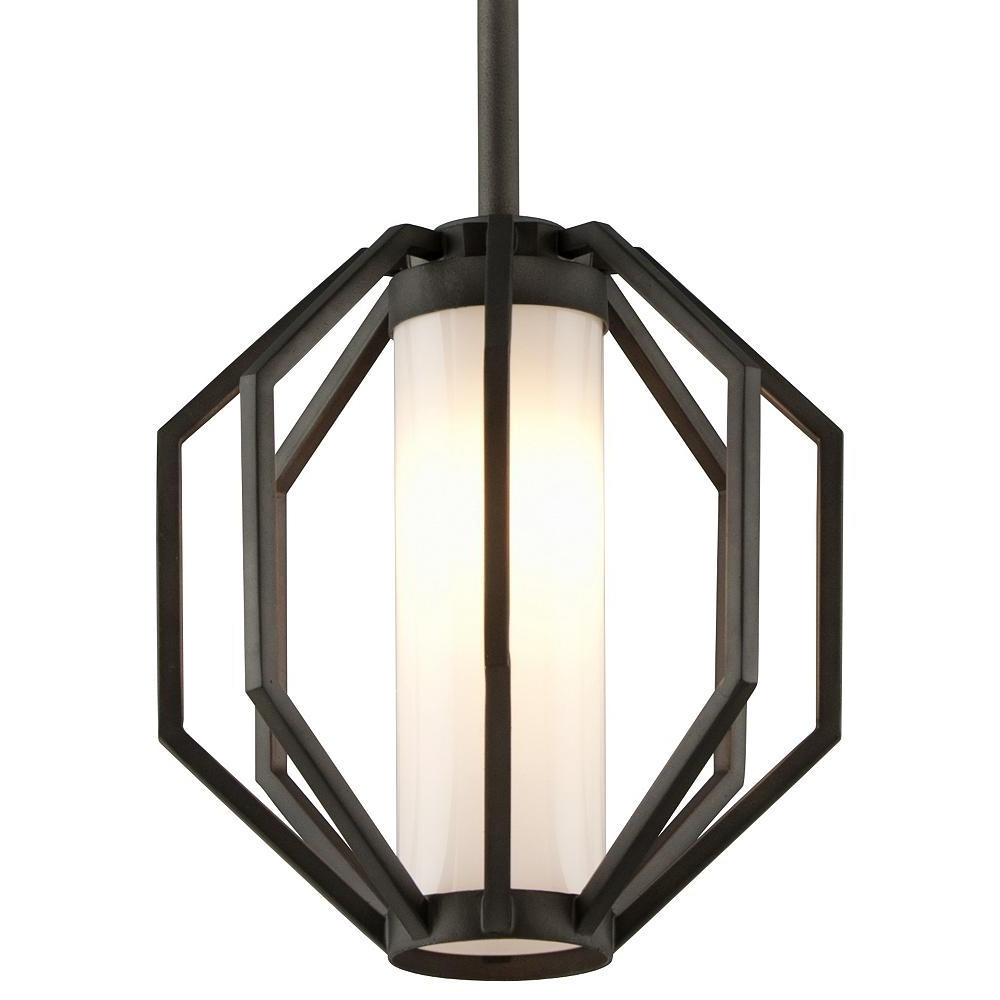 Fashionable Boundary Led Outdoor Pendant With Outdoor Hanging Gas Lights (View 8 of 20)