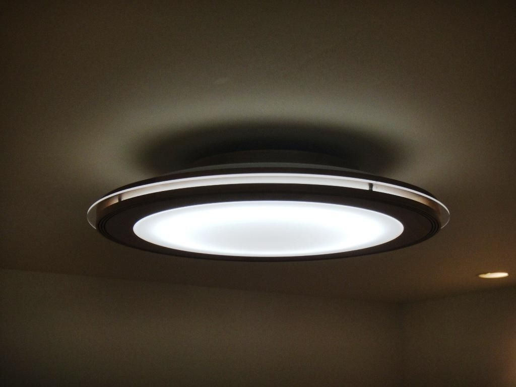 Fashionable Outdoor Ceiling Mount Led Lights Intended For Installing Led Flush Mount Ceiling Light — Latest Ceiling Ideas (View 3 of 20)