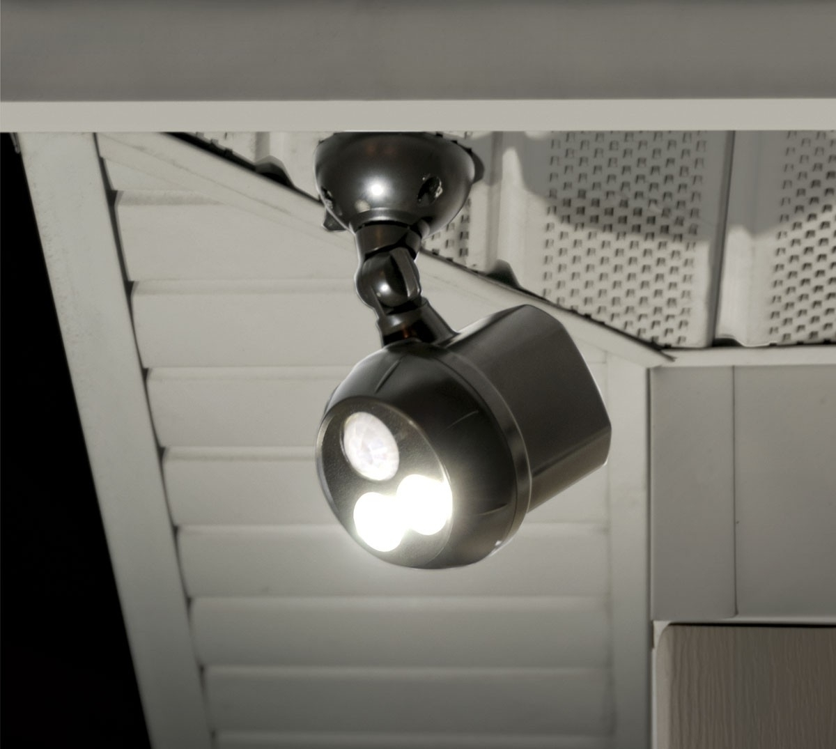 Fashionable Outdoor Ceiling Mount Motion Sensor Light • Outdoor Lighting Regarding Outdoor Motion Sensor Ceiling Mount Lights (View 12 of 20)