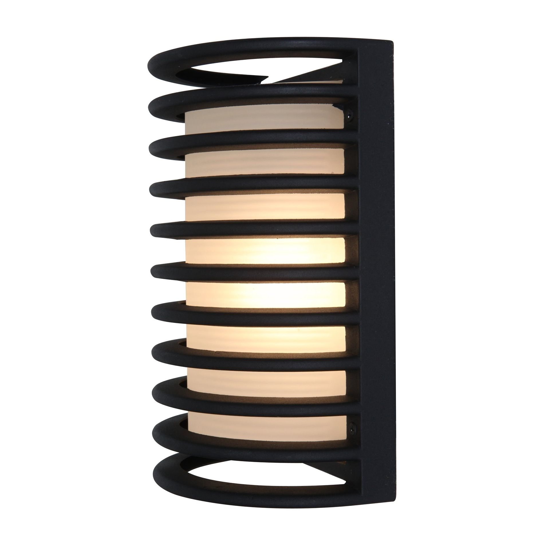 Favorite Black Contemporary Outdoor Wall Lighting Inside Contemporary Outdoor Wall Light Black – Outdoor Designs (View 9 of 20)