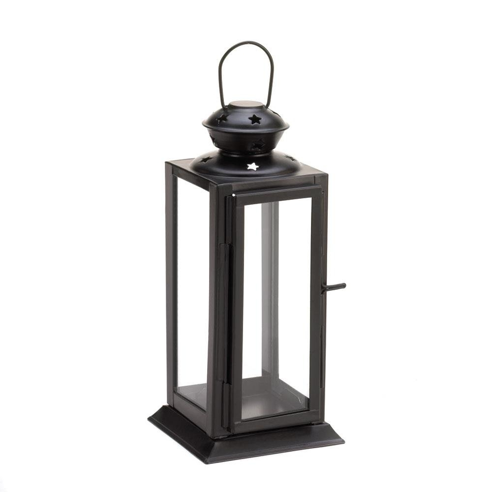 Favorite Hanging Lanterns, Starlight Metal Decorative Floor Patio Lantern For Outdoor Hanging Metal Lanterns (View 4 of 20)