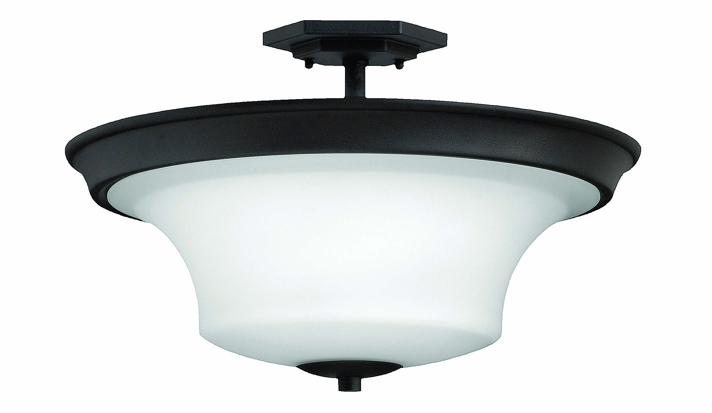 Favorite Hinkley Lighting 4632Tb Led Led Ceiling Light, 48W Brantley 3 Light With Flush Mount Hinkley Lighting (View 15 of 20)