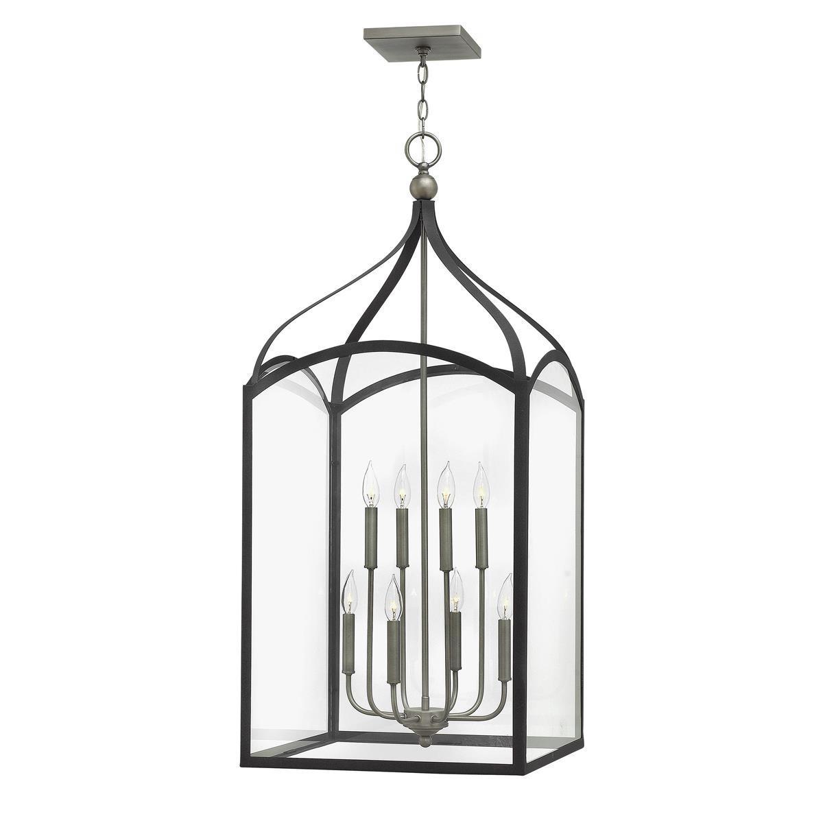 Favorite Hinkley Lighting Clarendon Series 3418Bz Lantern – Searchlighting Regarding Modern Latern Hinkley Lighting (View 6 of 20)