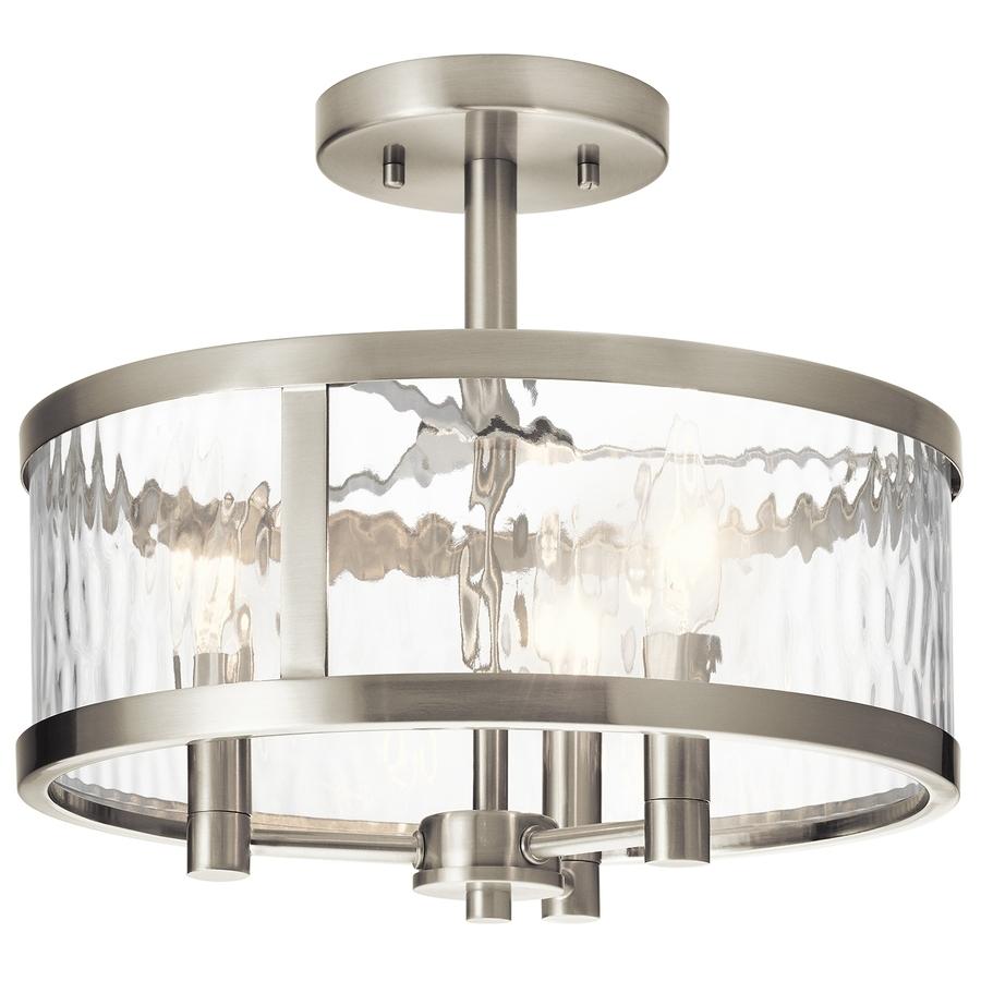 Favorite Home Hardware Outdoor Ceiling Lights Regarding Shop Flush Mount Lighting At Lowes (View 8 of 20)