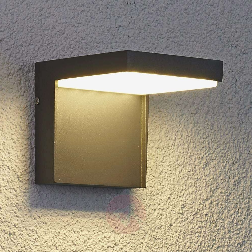 Favorite Led Outdoor Wall Lighting For Outdoor Wall Lights Uk Lovely Modern Rachel Led Outdoor Wall Light (View 3 of 20)