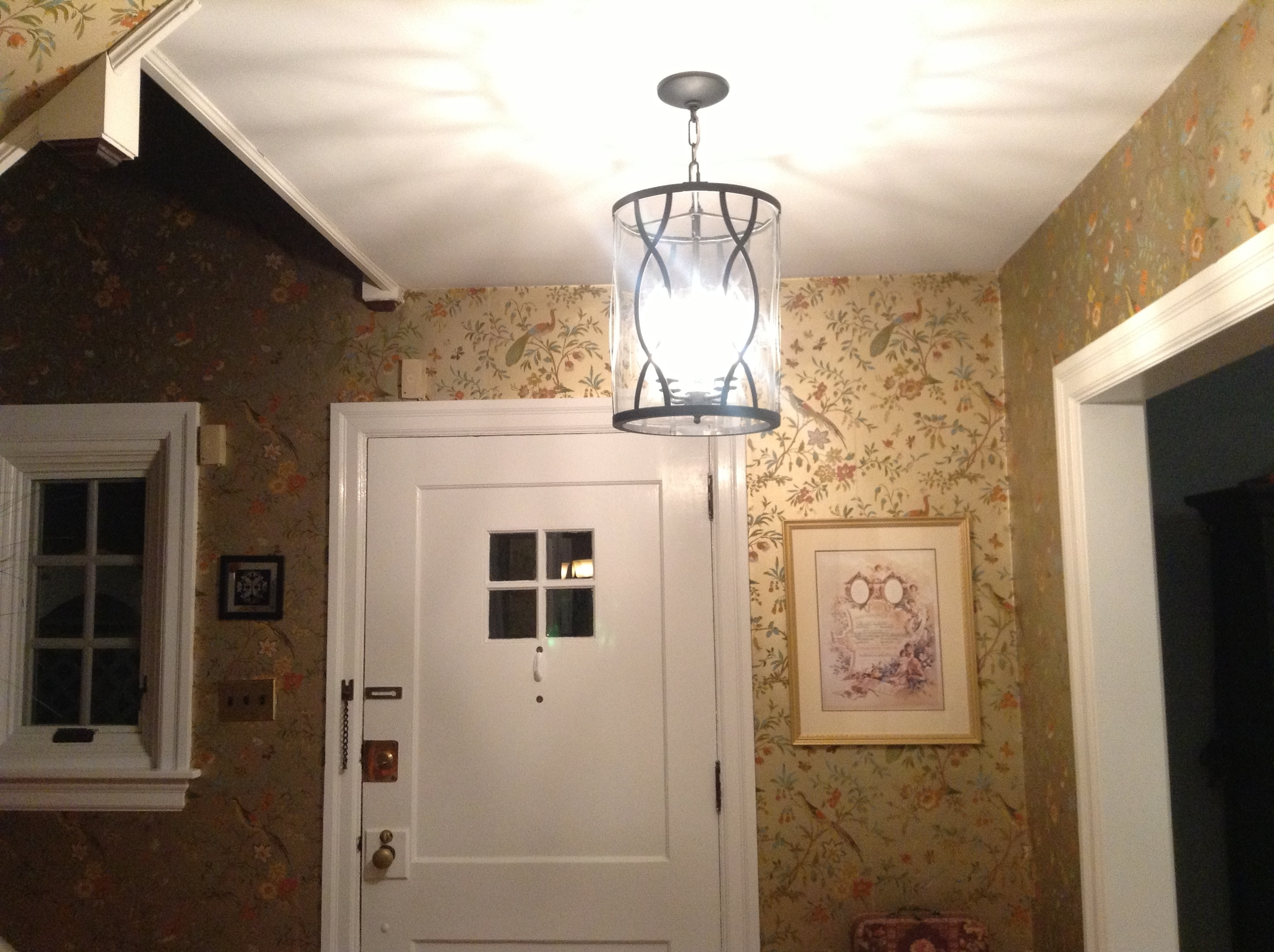 Favorite Outdoor Entryway Hanging Lights With Regard To Home Lighting (View 10 of 20)